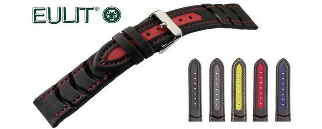Silikon, Kautschuk & Kunststoff Uhrenbänder: