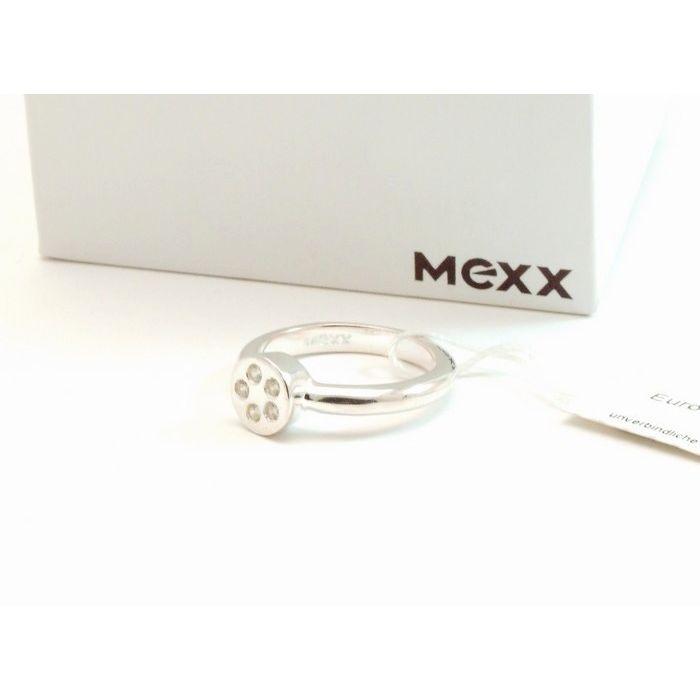 Mexx Ring, mit Zirkonia Steine, Grösse 56/18
