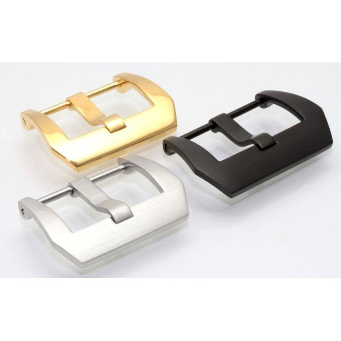 PRE-V Schließe Edelstahl gold, 24 mm