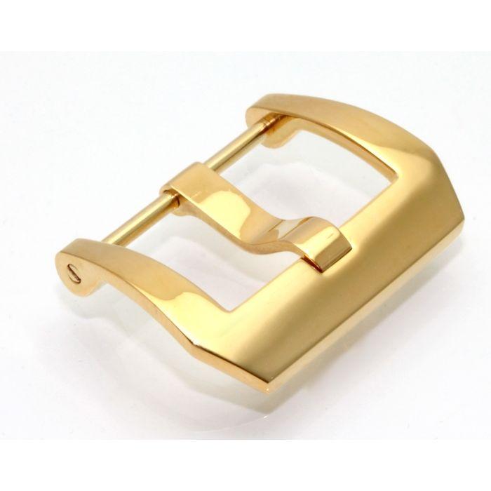 PRE-V Schließe Edelstahl gold, 20 mm
