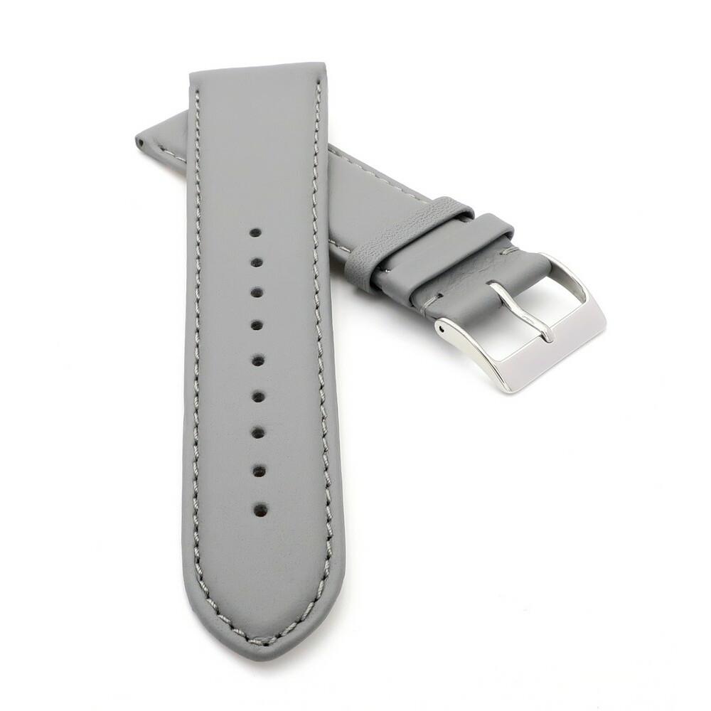 Uhrenarmband Jungkalb Modell Chur XL pink 14 mm